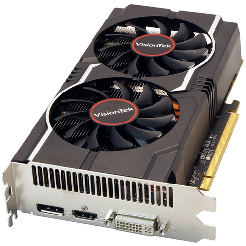 VisionTek Radeon R7 370 Graphics Card