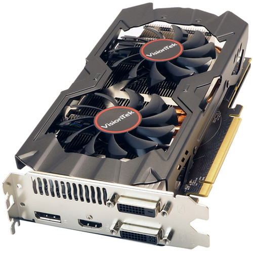 VisionTek Radeon R9 380 Graphics Card