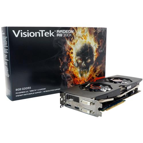 VisionTek Radeon R9 390X Graphics Card