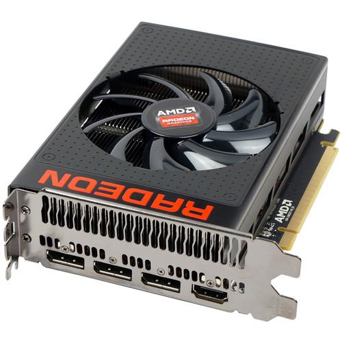 VisionTek Radeon R9 Nano Graphics Card