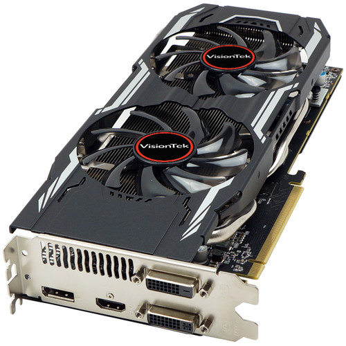 VisionTek Radeon R9 380X Graphics Card