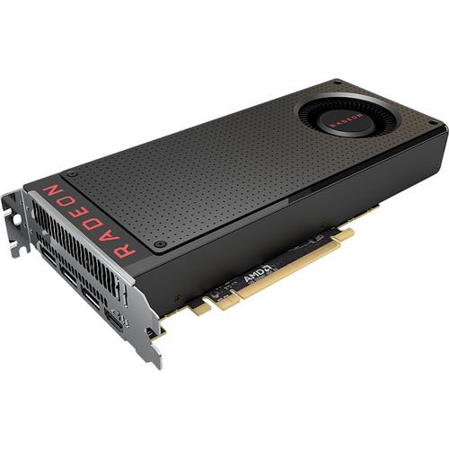 VisionTek Radeon RX 480 Graphics Card