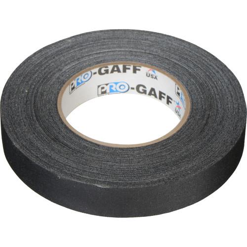 """Visual Departures 1"""" Wide Gaffer Tape (55 yards, Black)"""