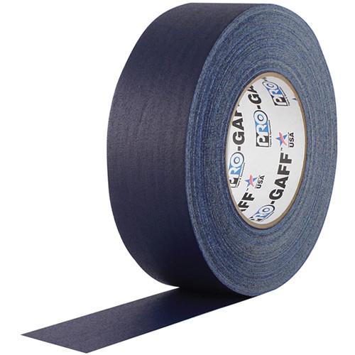 "Visual Departures Gaffer Tape - 2"" x 55 Yards (Blue)"