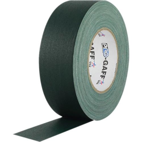 "Visual Departures Gaffer Tape - 2"" x 55 Yards (Green)"