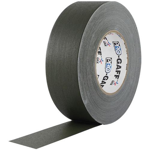 """Visual Departures Gaffer Tape - 2"""" x 55 Yards (Olive)"""