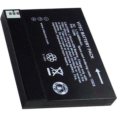 VITEC Replacement Battery for FS-H50 Proxy Recorder
