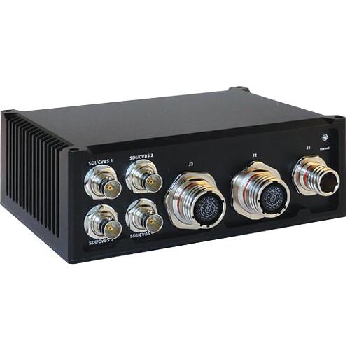 VITEC MGW Diamond Tough Military Grade Quad Channel H.264 Encoder