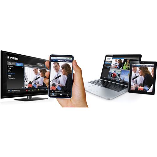VITEC EZ TV Basic IPTV System