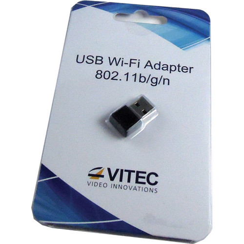 VITEC Wi-Fi Connectivity Option for FS-H50/60/70 Portable Proxy Recorders