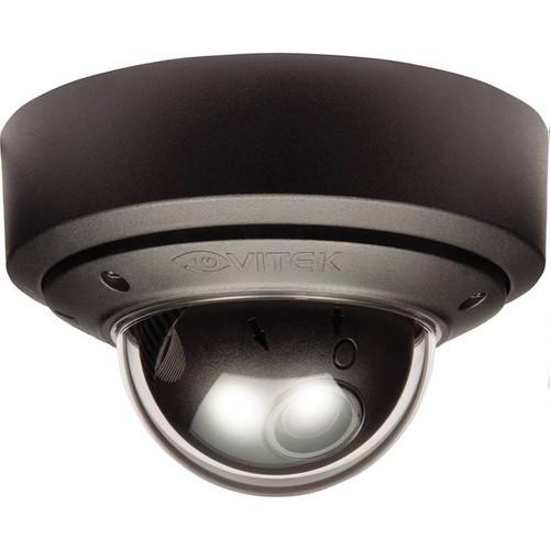 Vitek Outdoor Vandal Proof Day/Night Mighty Dome Camera (Black, NTSC)