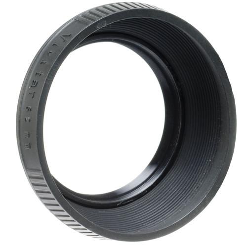 Vivitar 62mm Screw-In Rubber Lens Hood
