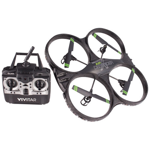 Vivitar DRC-333 Air Defender Drone with 16.1MP Camera and Wi-Fi