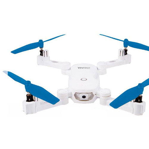 Vivitar DRC-X2 Folding GPS Quadcopter