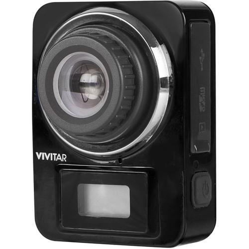 Vivitar DVR 906HD LifeCam Wearable Camcorder