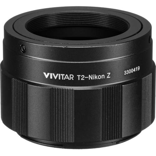 Vivitar T-Mount to Nikon Z-Mount Adapter
