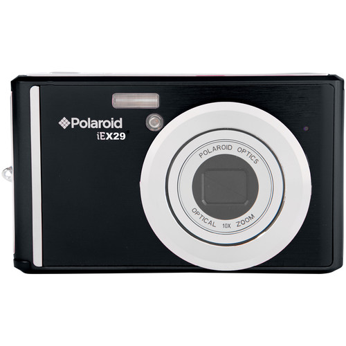 Polaroid iE X29 Digital Camera (Black)