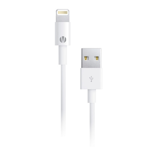 Vivitar 3' Lightning Connector to USB Cable (White)