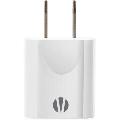 Vivitar 1 Amp USB Wall Power Adapter (White)