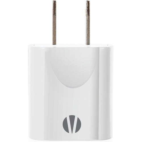 Vivitar 1 Amp USB Wall Power Adapter (White)