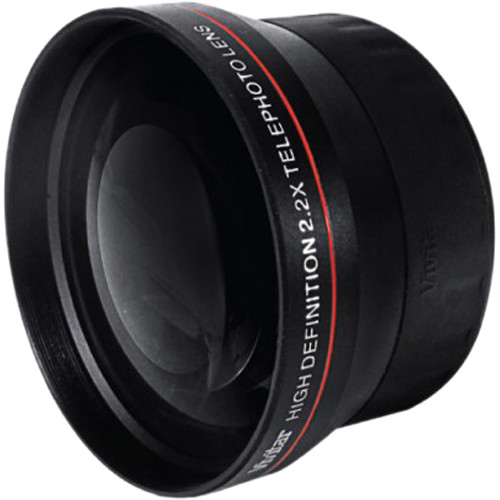 Vivitar 52mm 2.2x Telephoto Attachment Lens