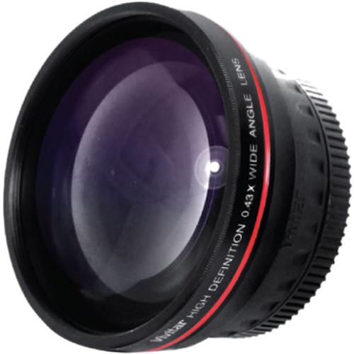 Vivitar 52mm 0.43x Wide Angle Attachment Lens