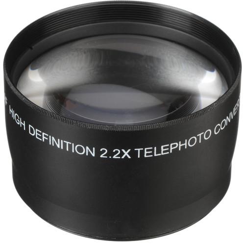 Vivitar 2.2x Telephoto Conversion Lens Attachment for 58mm Threads