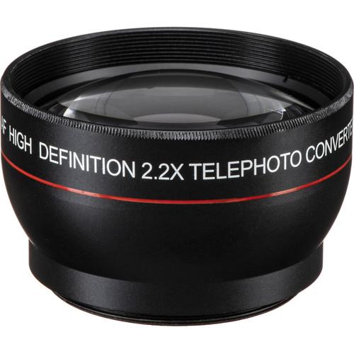 Vivitar 49mm 2.2x Telephoto Lens