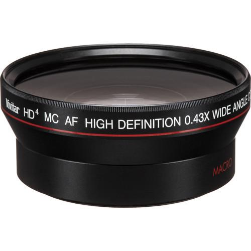 Vivitar 67mm 0.43x Wide Angle Attachment Lens