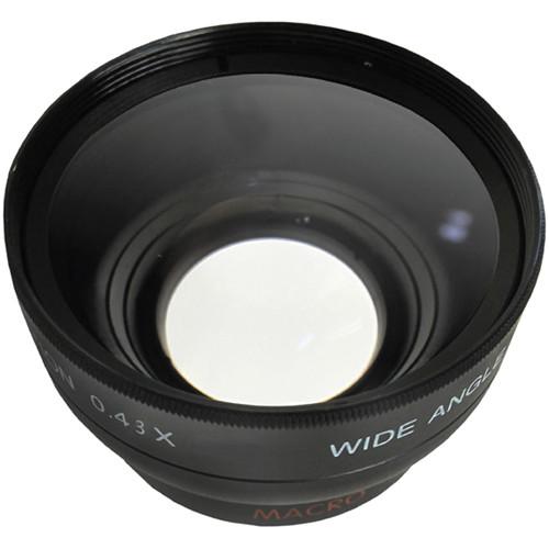 Vivitar 72mm 0.43x Wide Angle Attachment Lens