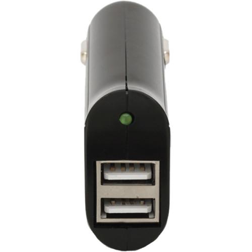 Vivitar High Speed USB Car Charger (Black)