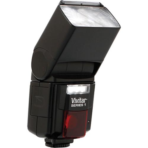 Vivitar DF-7000 Dedicated TTL Flash for Canon Cameras