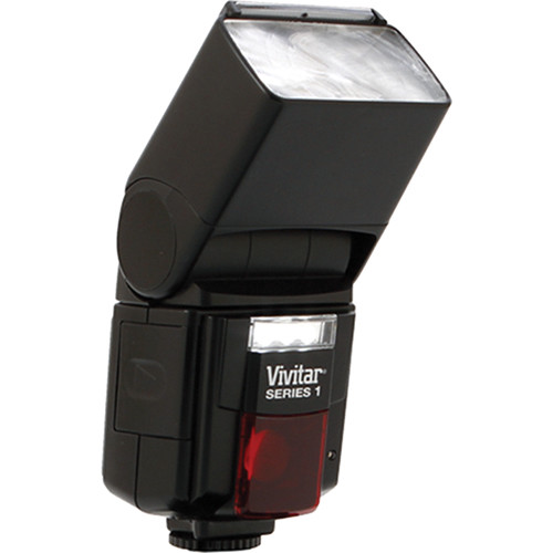 Vivitar DF-7000 Dedicated TTL Flash for Nikon Cameras