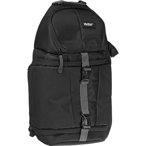 Vivitar DKS-15 Sling Backpack for DSLR System (Black)