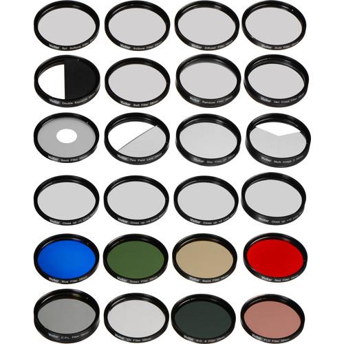 Vivitar 52mm 24-Piece Filter Kit