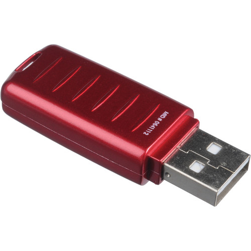 Vivitar Micro SD Card Reader / Writer (Red)