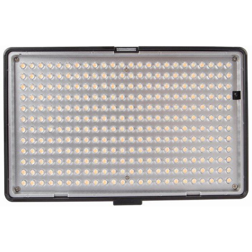 Vivitar VIV-VL-288 Professional Bi-Color LED Video Light