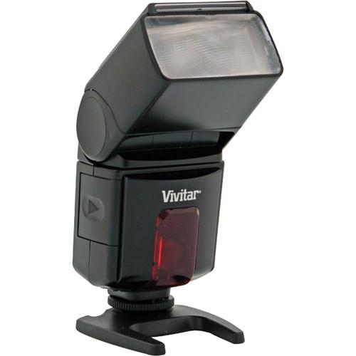 Vivitar DF-3000 Dedicated TTL Flash for Nikon Cameras