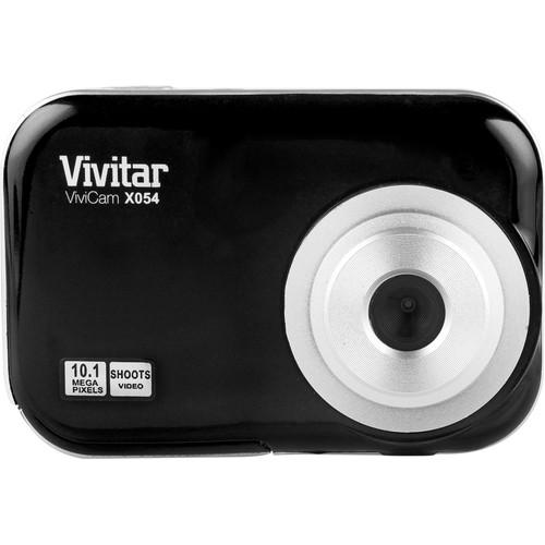 Vivitar ViviCam X054 Digital Camera (Black)