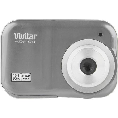 Vivitar ViviCam X054 Digital Camera (Silver)