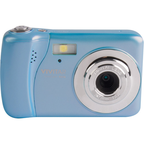 Vivitar ViviCam XX14 Digital Camera (Blue)