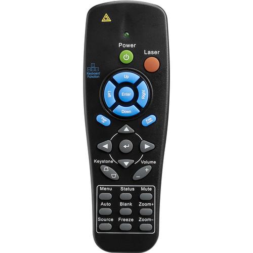Vivitek Remote Control for D853W Projector