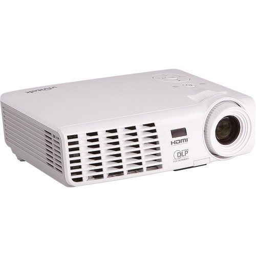 Vivitek D518 3D Multimedia Mobile Projector