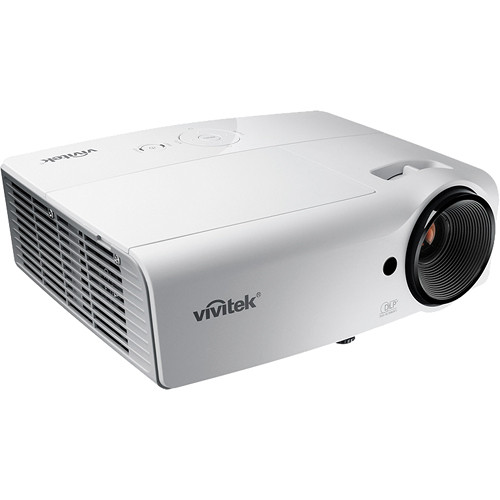 Vivitek D555 3D Ready DLP Multimedia Projector