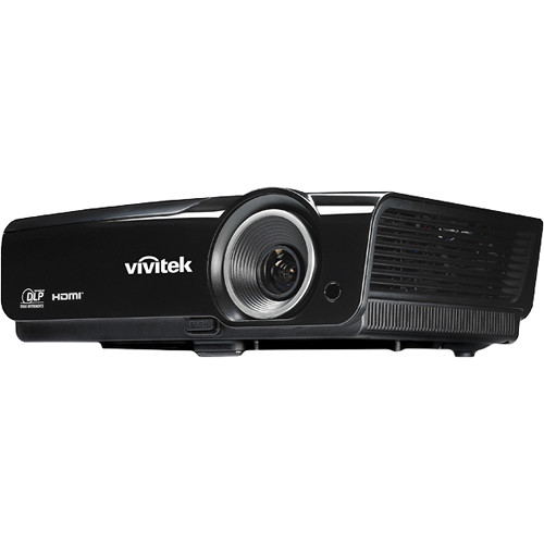 Vivitek D965 XGA DLP 3D Ready Multi-Region Multimedia Projector