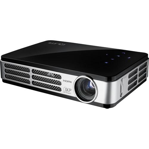 Vivitek Qumi Q2 Pocket Projector (Black)