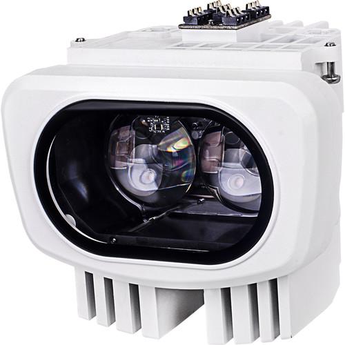 Vivotek Snap 850nm IR LED Illuminator (6W, Vari-Angle from 10-40 Degrees)
