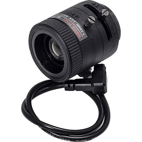Vivotek 7-22mm f/1.4 P-Iris Varifocal Lens