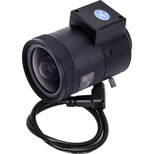 Vivotek 4-18mm f/1.4 P-Iris Varifocal Lens