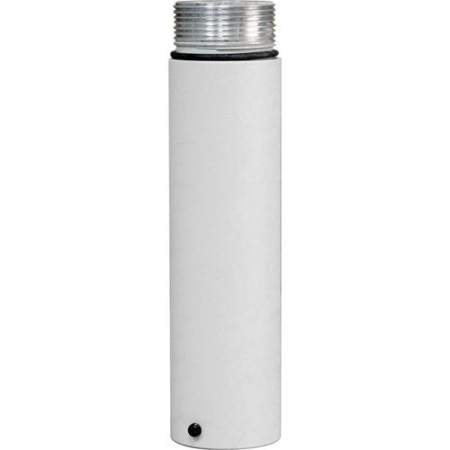 "Vivotek Pendant Pipe for Select Camera Enclosure Mounting Brackets (7.9"", Gray)"